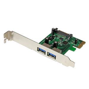 2 Pt PCIe USB 3.0 Card w UASP