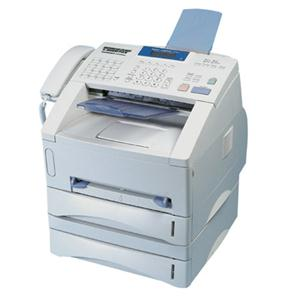 Laser Fax w  Net Print Server