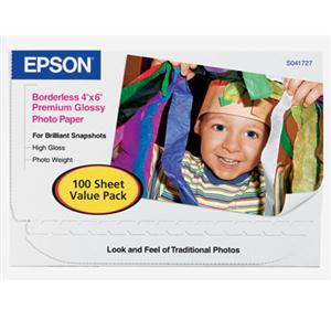 Prem. Glossy Photo Paper 4x6