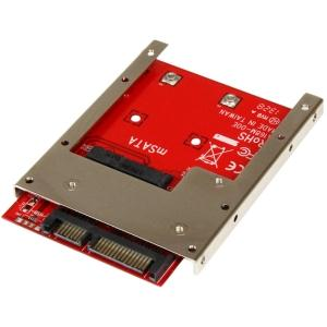 "mSATA SSD to 2.5"" SATA Adapter"