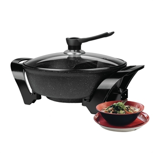 Electric Shabu Shabu Hot Pot