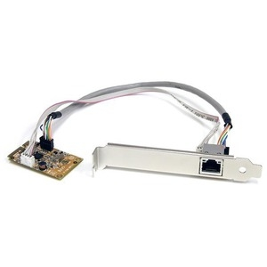 Mini PCIe Gigabit Network Card