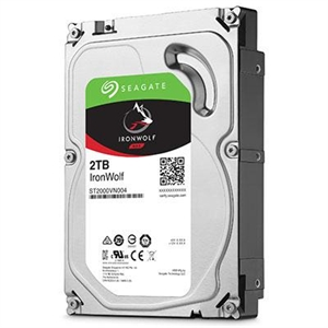 2TB Seagate IronWolf SINGLE PK