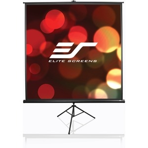 "84"" 4 3 TRIPOD screen with MAX"