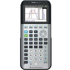 TI 84 PLUS CE Graph Space Grey