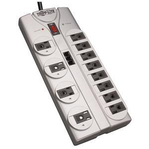 12 Outlets Tel DSL 8ft Cord