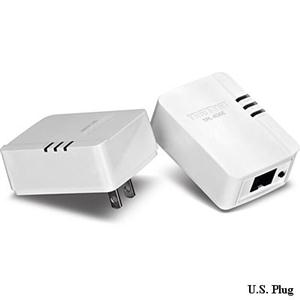 500Mbps Powerline AV Kit
