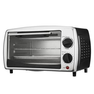 Toaster Oven 4Slice 9L Black