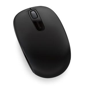Wrelss Mbl Mouse 1850 Black