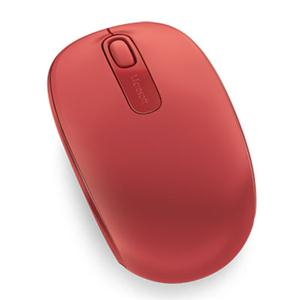 Wrelss Mbl Mouse 1850 FlameRed