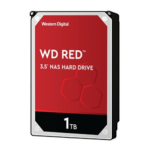1TB SATA 6Gbs 64MB Red Drive