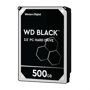 "500GB SATA 6Gbs 3.5"" Black"