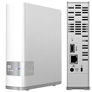 4TB My Cloud Personal NAS