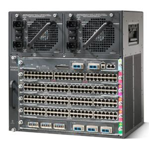 Cat4500 E-Series 6-Slot Cha FD