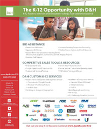 K12 Vendor Education Discounts