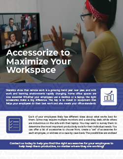 Accessorize to Maximize Your Workspace