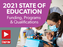 2021 State of Education: Funding, Programs & Qualifications